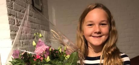 Sophie (10) is de eerste kinderburgemeester van Zwijndrecht