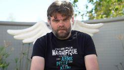 """VIDEO. Stefaan Degand in 'Die Huis': """"De technische ploeg stond met tranen in de ogen"""""""