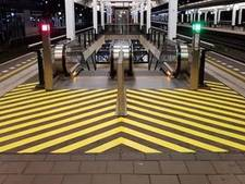 Prorail pakt volle perrons station Zuid aan