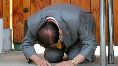 Zuid-Koreaanse 'sekteleider' door het stof om virusuitbraak