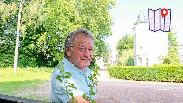 Diegemnaar en gewezen Anderlecht-trainer Ariël Jacobs heeft heel wat herinneringen aan het gemeentelijk park.