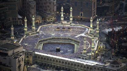 Saudi-Arabië roept moslims op voorbereidingen hadj stop te zetten
