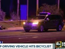 Politie: Dodelijk ongeval zelfrijdende auto was niet te vermijden