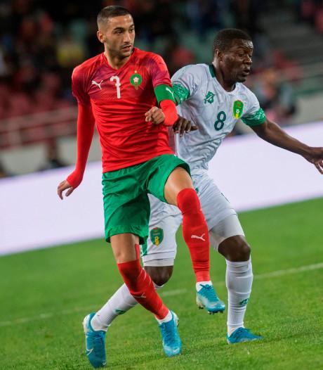 Marokko begint kwalificatie Afrika Cup met teleurstellend gelijkspel