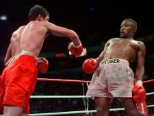 Oud-bokskampioen Whitaker overleden bij verkeersongeluk