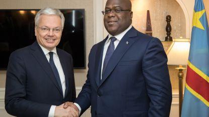 Congolese president komt naar Brussel