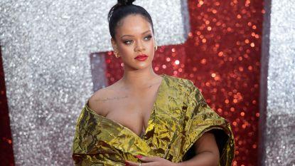 Politie pakt opnieuw inbrekers Rihanna op