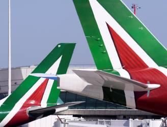 Alitalia moet helft vluchten schrappen door staking luchtvaartpersoneel in Italië