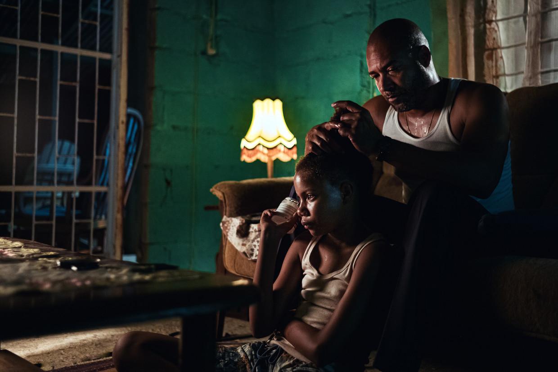Het magisch realistische, op Curaçao gesitueerde Buladó, is de tweede speelfilm van regisseur Eché Janga. Beeld Gregg Telussa
