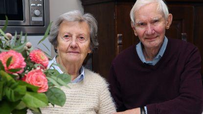 Fons en Marie-Louise zijn 60 jaar getrouwd