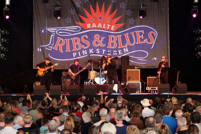 Ribs&Blues is opnieuw in de race voor European Blues Award.