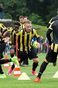 Vitesse oefent ook tegen FC Oleksandria