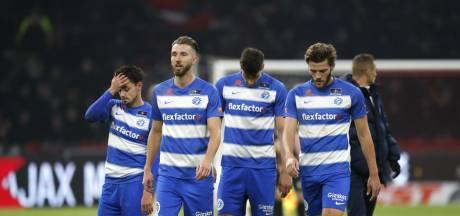 De Graafschap verloor vier keer eerder met acht doelpunten verschil