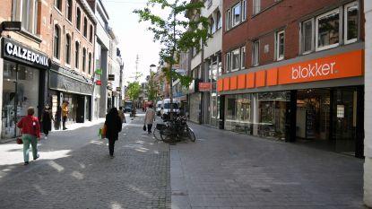 Heropening winkels in Leuven: opvallend rustig bij de klerenwinkels, enkel drukte aan Action en telecomwinkels