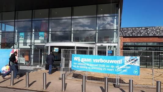 AH XL aan de St, Jacobslaan in Nijmegen is vanaf zaterdagmiddag 15.00 uur bijna vier weken dicht.