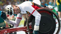Paralympiër Peter Genyn scherpt eigen wereldrecord op de 100 meter aan