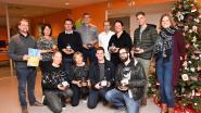 'Rostjespotten' van de Leiestraat leveren 325 euro op