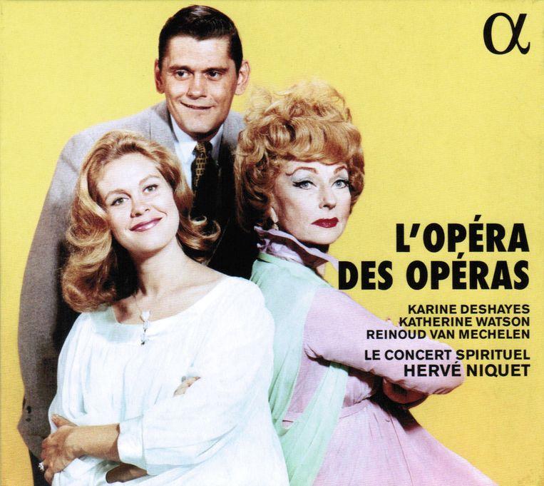 Le Concert Spirituel - L'opéra des opéras Beeld null
