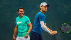 Na vroege uitschakeling op Australian Open scheiden wegen van  David Goffin en coach Van Cleemput