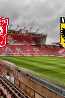 LIVE | Linssen slaat opnieuw toe voor efficiënt Vitesse in Enschede