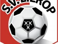 Dames SV Lierop en SSE voetballen samen