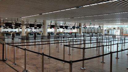 Luchthaven gaat temperatuur van alle reizigers meten: wie koorts heeft, kan toegang tot terminal ontzegd worden