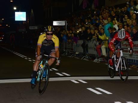 Groenewegen wint Daags na de Tour voor De Kort en Dumoulin