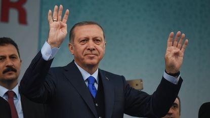 Belgische Turken stemmen zowat meest uitgesproken 'ja' op referendum van hele wereld