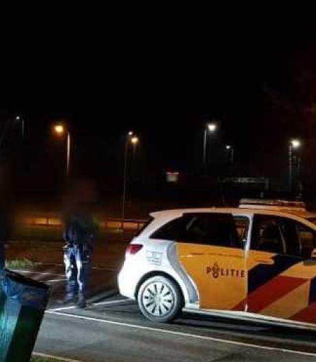 Racende automobiliste, die met 180 kilometer per uur door Leidsche Rijntunnel ging, aangehouden door politie