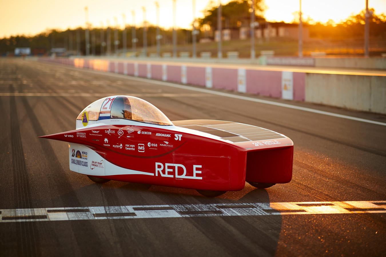 De Red E moet in Australië hoge ogen gaan gooien