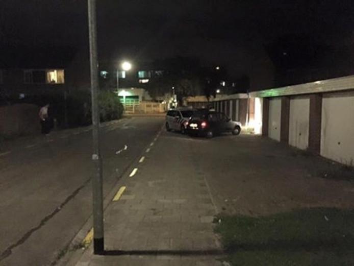 De van inbraak verdachte mannen werden gepakt in Dauwendaele.