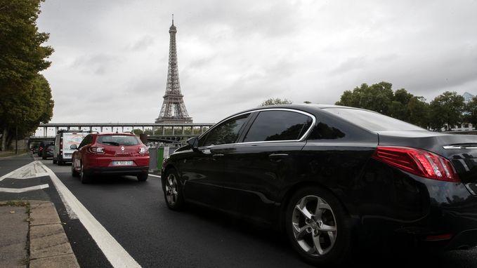 Diesel- en benzinewagens mogen tegen 2030 Parijs niet meer in