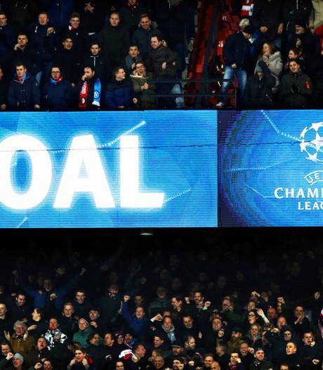 Groepsfase CL afgesloten met meeste goals ooit