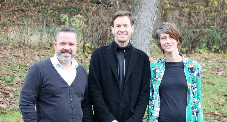 Kris Lentacker, Bart Seghers en Hilde Vanbrabant beslisten unaniem over wie zou gaan zetelen in de gemeenteraad.