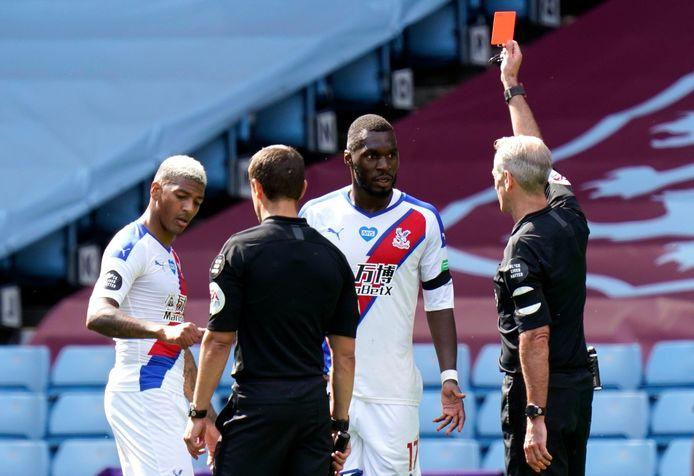 Une erreur qui coûtera les trois derniers matchs de la saison à Christian Benteke.