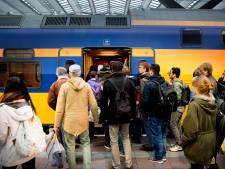 Ruim negentig procent van de NS-reizigers kwam op tijd aan in 2019