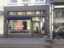 Brand restaurant in Den Bosch; bewoners moeten woningen verlaten