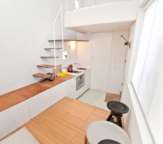 Kleinste huis ter wereld toch verkocht en cash betaald buitenland - Kroonluchter pampille huis van de wereld ...