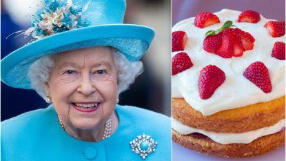 Zin in royaal dessertje? De patissiers van de Queen delen nu ook recept voor 'Victoria sponge cake'