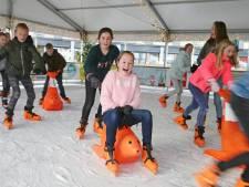 Corona bederft ijspret in Houten: dit jaar geen schaatsbaan op Het Rond