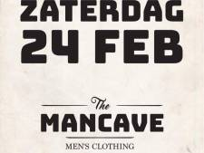The Mancave opent zaterdag in Nijverdal
