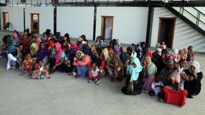 Op week tijd al meer dan 1.800 mensen verdreven door gevechten nabij Libische hoofdstad Tripoli