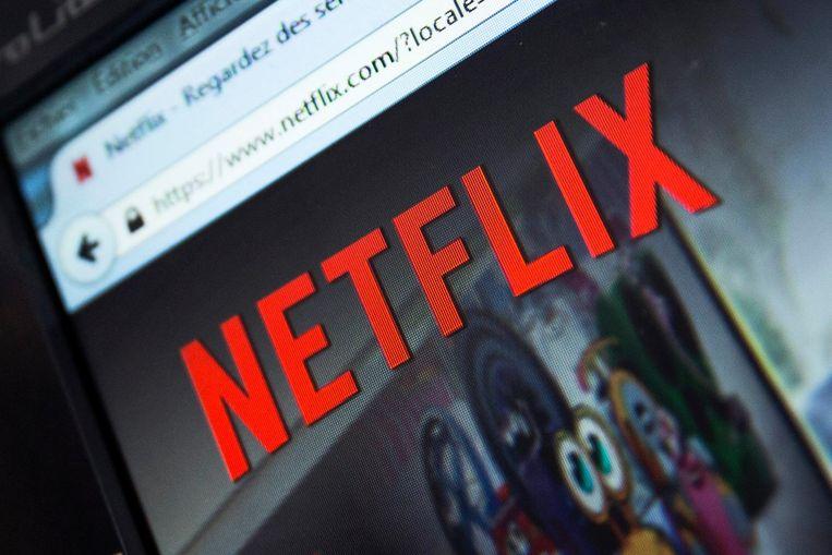 Nederland zit onderaan de middenmoot met zo'n 1.800 kijkopties op Netflix. Beeld anp