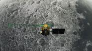 NASA lokaliseert gecrashte maanlander