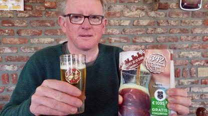 Gelenaar Rudi Schellens wandelde al twintigduizend kilometer langs meer dan duizend cafés