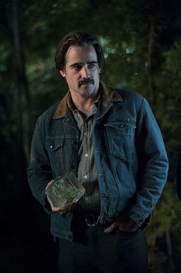 Colin Farrell als Ray Velcoro. Beeld HBO
