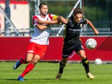 GA Eagles en eredivisionist FC Utrecht in evenwicht in tweeluik