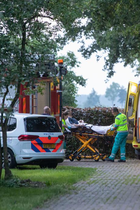Amersfoortse jongen (17) zwaargewond door explosie in schuur Soest