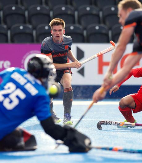 Hockeyers na forse zege op China zeker van WK