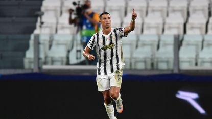LIVE. Opnieuw Ronaldo! Juventus op voorsprong na heerlijke treffer van Portugees!